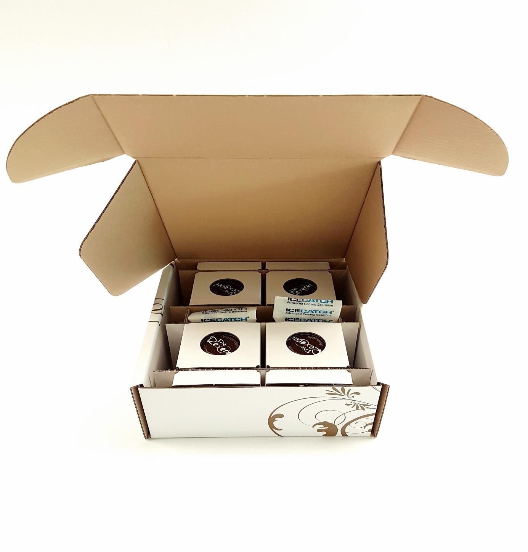 Mosburger jar packaging